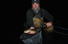 Adam's first brown on a mouse